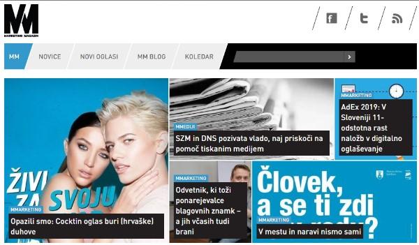 """Marketing Magazin: """"Danes so zgodbe tiste, ki prodajajo"""""""